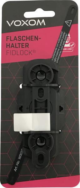 Ersatz Magnethalter für Flasche F5 schwarz